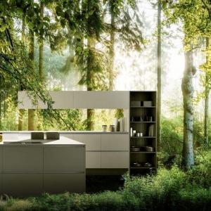 ADV Kitchen in forest def handles wood silver update 02 1 1