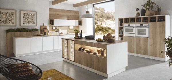 Example of german kitchen design