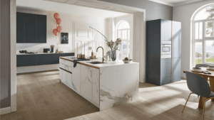 marble kitchen trend for 2020