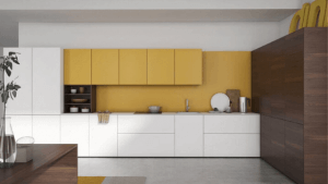 handleless units kitchen trend for 2020